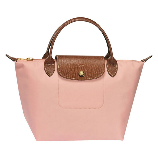Longchamp กระเป๋า Le Pliage Small handbag - Rose