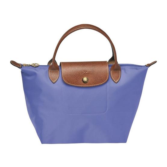Longchamp กระเป๋า Le Pliage Small handbag - Lavande