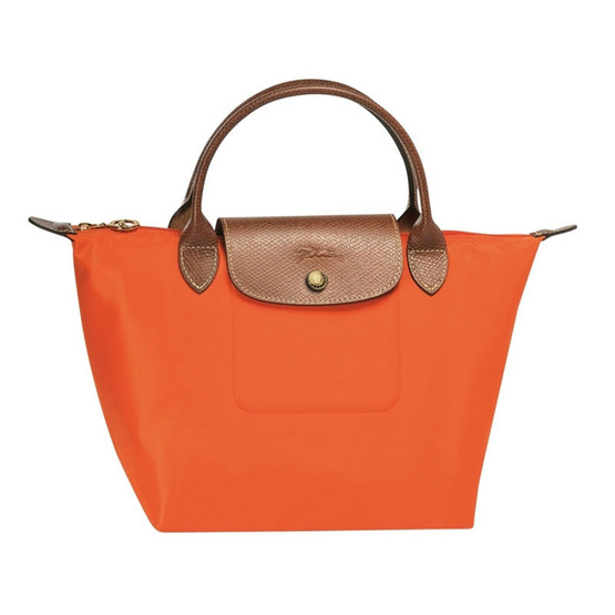Longchamp กระเป๋า Le Pliage Small handbag - Orange