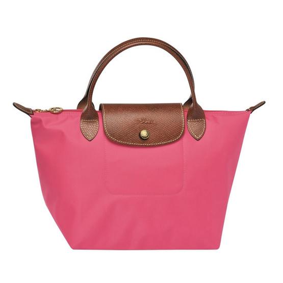 Longchamp กระเป๋า Le Pliage Small handbag - Fleurs