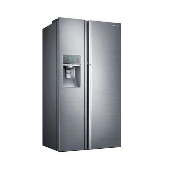 Samsung ตู้เย็น Side by Side  จุ 28.3 คิว รุ่น RH77J90407F/ST