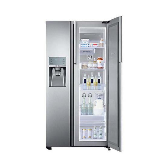 Samsung ตู้เย็น Side by Side  จุ 21.8 คิว รุ่น RH58K6687SL/ST