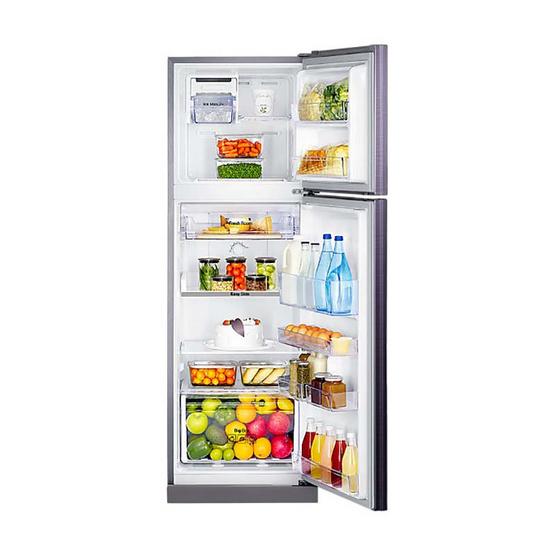 Samsung ตู้เย็น 2 ประตู  จุ 9.1  คิว รุ่น RT25FGRADUT/ST
