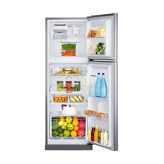 Samsung ตู้เย็น 2 ประตู  จุ 8.4  คิว รุ่น RT22FGRADSA/ST