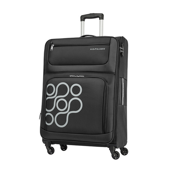 KAMILIANT กระเป๋าเดินทาง รุ่น KOTI SPINNER 76/28 สี BLACK