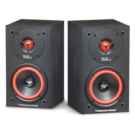 Cerwin-Vega Way Bookshelf Speaker SL-5M 2