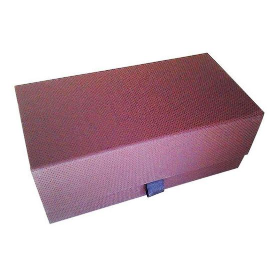 Kan Leather กล่องพับ BO-FD001