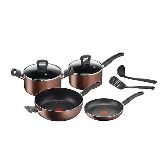 Tefal ชุดเครื่องครัว Super Cook Plus Set 8