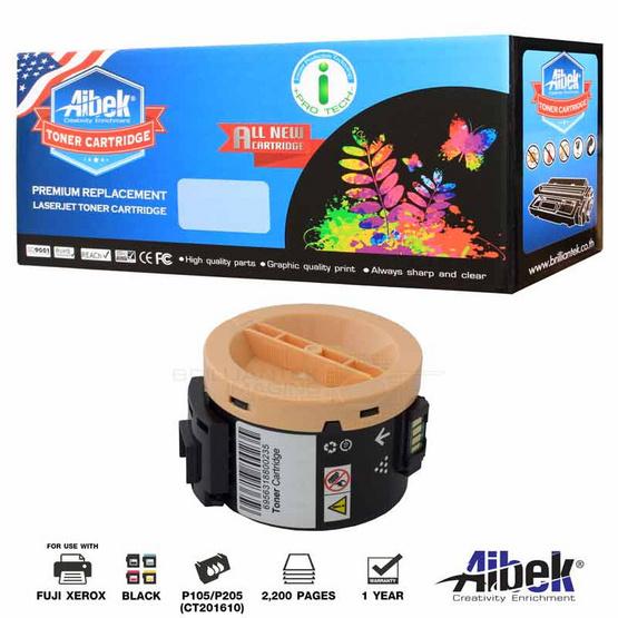 Aibek Toner Cartridge For Fuji-xerox PB205b