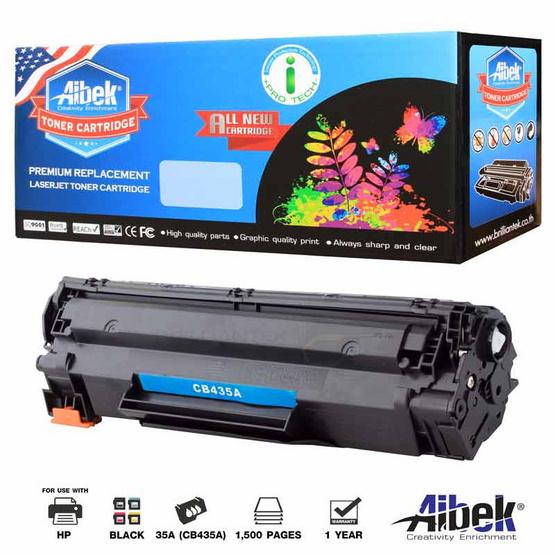 Aibek Toner Cartridge For HP CB435A