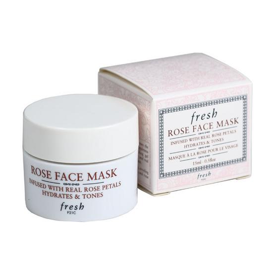 เช็คราคา Fresh Rose Face Mask 15 ml ที่ดีที่สุด