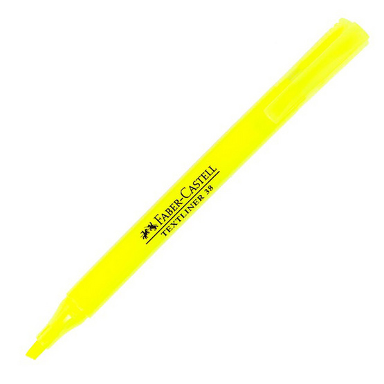 Faber-Castell ปากกาเน้นข้อความ Slim Textliner 38 คละสี (แพ็ค 4 แถม 1)