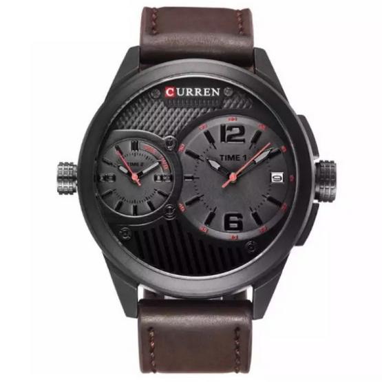 Curren นาฬิกาข้อมือ รุ่น C8249 สีน้ำตาล
