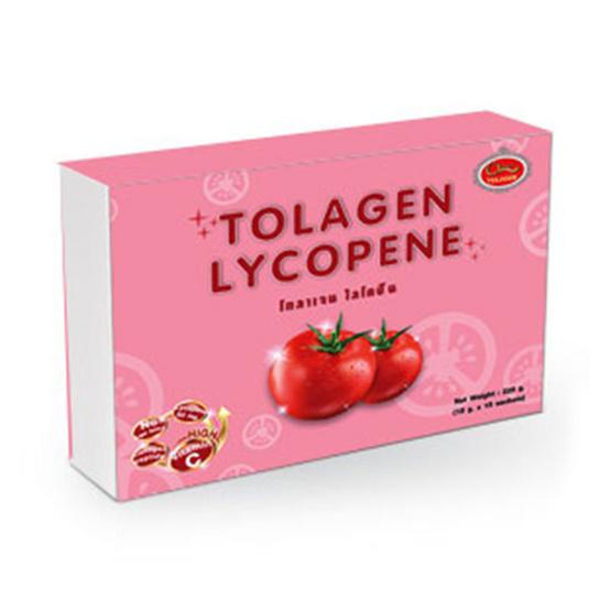Clares Tolagen แคล์ร โทลาเจน เครื่องดื่มมะเขือเทศชนิดผง 15 ซอง/กล่อง