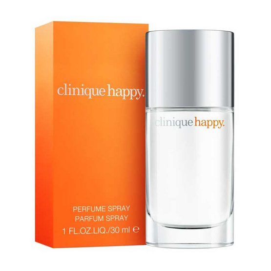 Clinique Happy Perfume Spray 30 ml น้ำหอมแท้ พร้อมกล่อง