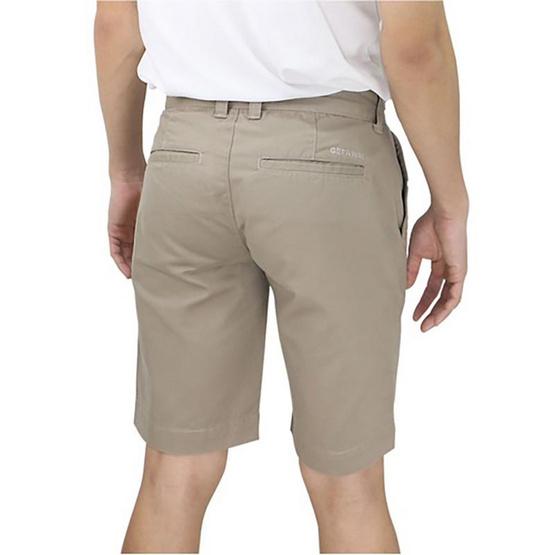GETAWAYกางเกงขาสั้น สีน้ำตาล CE9A2BR