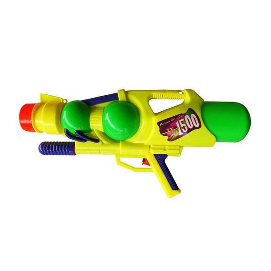 ปืนฉีดน้ำปั๊ม 1500 (ยิงไกล) คละสี
