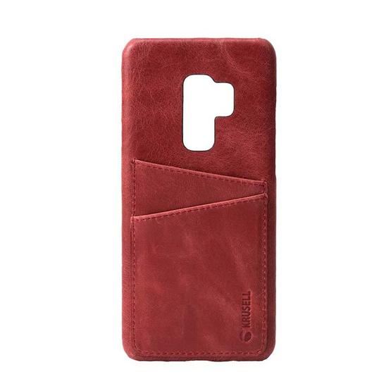 Krusell เคสมือถือ รุ่น Sunne 2 Card สำหรับ Galaxy S9+