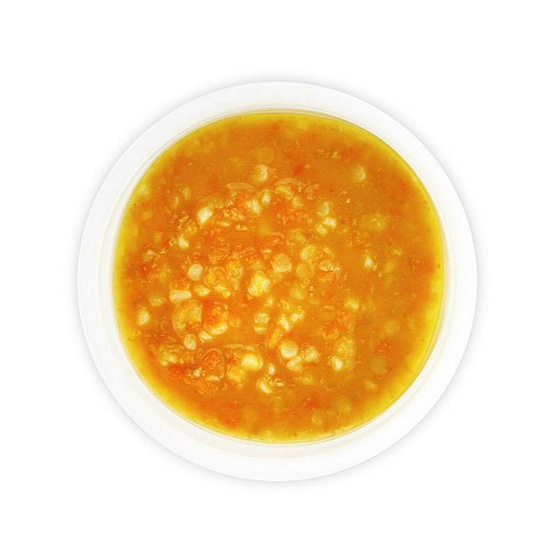 HOORAY 10 เดือน สปาเก็ตตี้ซอสโบโลเนสไก่ 3 + สปาเก็ตตี้ไก่และผัก 3 (แพ็ค 6)