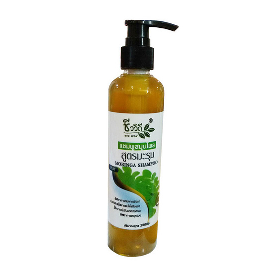 Moringa herbal shampoo 250 ml