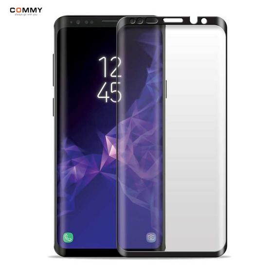 Commy กระจกกันรอย TPG 3D Samsung Galaxy S9+