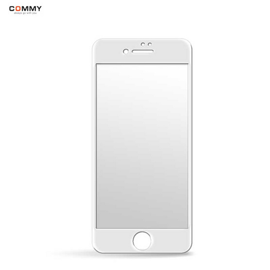 Commy กระจกกันรอย 5D Hard Edge iPhone 7
