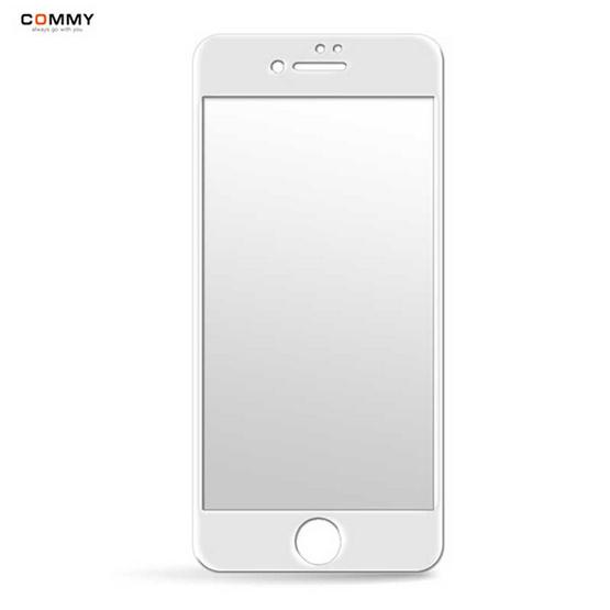 Commy กระจกกันรอย 5D Hard Edge iPhone 7+