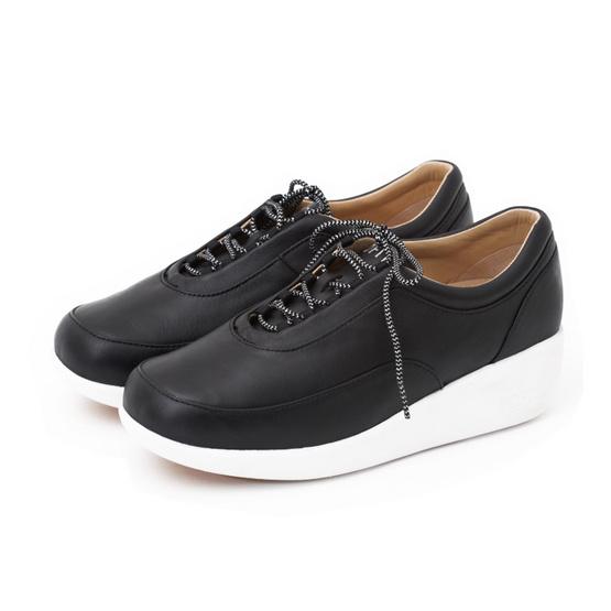 SOFIT รองเท้า SPORT รุ่น SN0218LBKW ทูโทนดำขาว