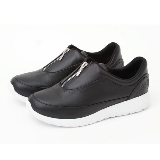 SOFIT รองเท้า SPORT รุ่น SN219ZLBKW ทูโทนดำขาว