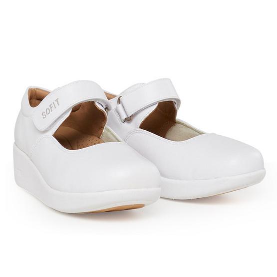 SOFIT รองเท้า Nurse รุ่น SN945PLWH ขาว