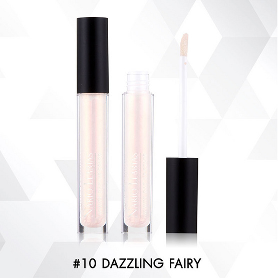 Nario Llarias THE ENDLESS COLORS Infinity D.I.Y. Lip Color #10 Dazzling Fairy