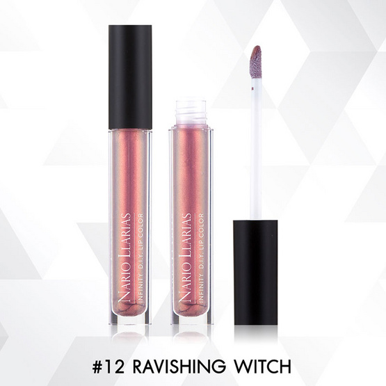 Nario Llarias THE ENDLESS COLORS Infinity D.I.Y. Lip Color #12 Ravishing Witch
