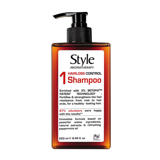 STYLE Betofix Shampoo and Ampoule Serum Set A