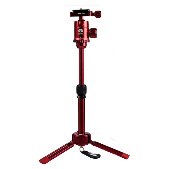 Sirui Table Top Tripod 3T-35 Red