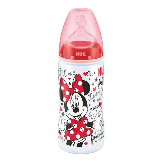 NUK ขวดนม FIRST CHOICE+ 300 มล. Mickey S2 M (คละสี คละลาย)