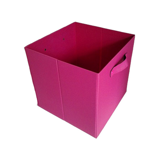 Kan Leather กล่องพับเสริมก้น 28x28