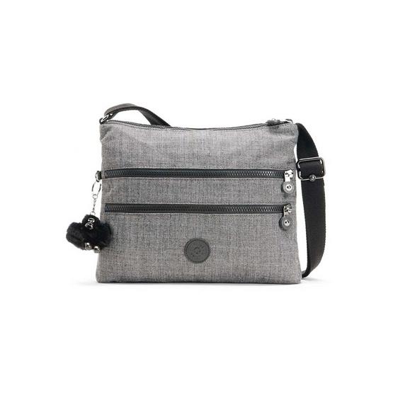 กระเป๋า Kipling Alvar - Cotton Grey