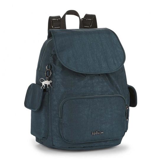 กระเป๋าเป้ Kipling City Pack S - Deep Teal