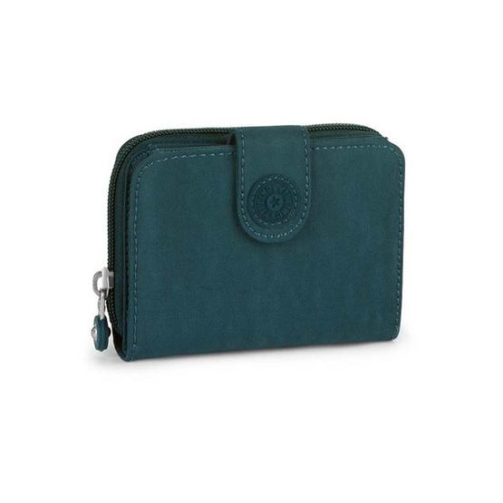 กระเป๋าสตางค์ Kipling New Money - Deep Emerald C
