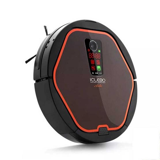 iClebo หุ่นยนต์ดูดฝุ่น Arte + BED VAC PLUS + COMPACT VAC