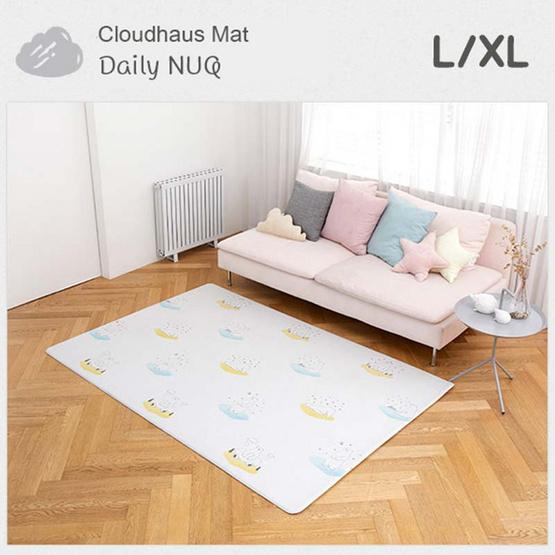 Cloudhaus แผ่นรองคลาน ลาย NUQ