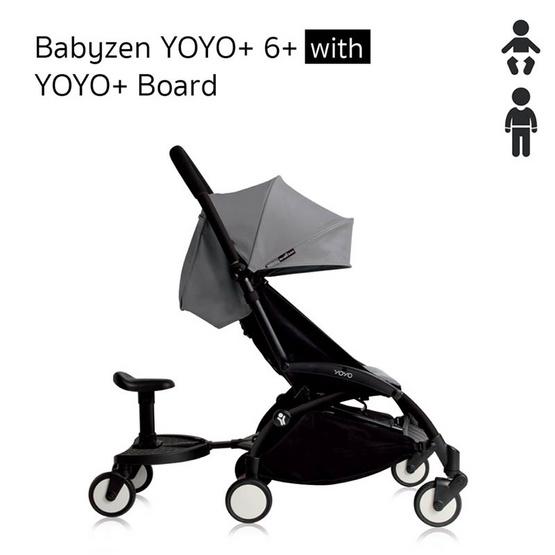 Babyzen YOYO แท่นที่นั่งเสริม