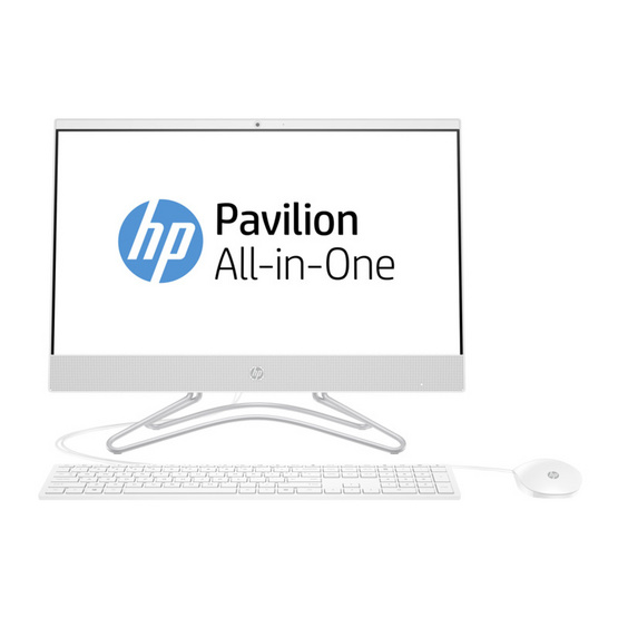 HP All In One Computer AIO 22-c0001d (Non Touch)