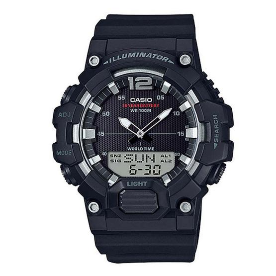 Casio นาฬิกาข้อมือผู้ชาย รุ่น HDC700-1AVDF