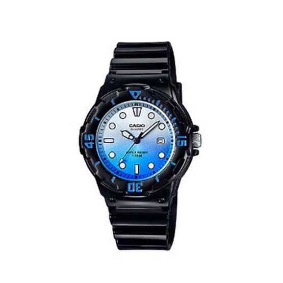 Casio นาฬิกาข้อมือผู้หญิง รุ่น LRW200H-2EVDF