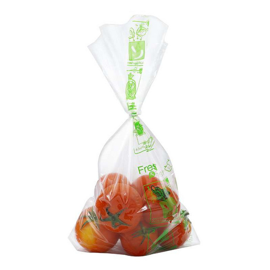 เฟรช แอนด์ เฟรช ถุงยืดอายุผักและผลไม้ ขนาด M (บรรจุ 30 ถุง x 2 แพ็ค)