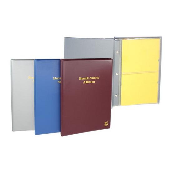 Robin สมุดเก็บธนบัตร No.6/60 คละสี (แพ็ค 3 เล่ม)