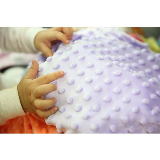 MumMom ผ้าห่มขนมิ้ง ผ้าห่มเด็กทารก (จิ้งจอก 1)