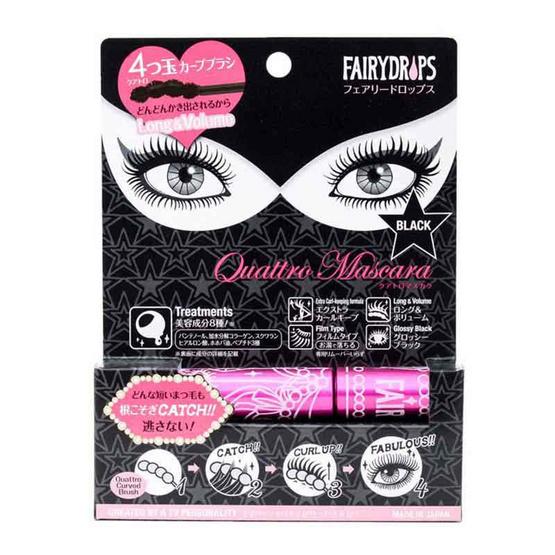 Fairydorps Quattro Mascara