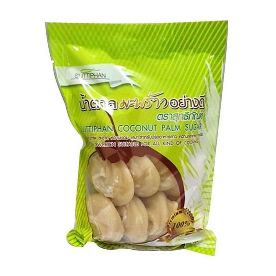 สุทธิภัณฑ์ น้ำตาลมะพร้าว 350 กรัม (3 ชิ้น)